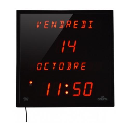Horloges calendriers